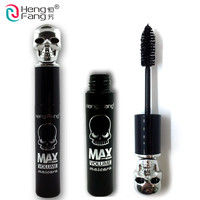 Skull Shape Lengthening Mascara Curling Thick Mascara Maximum 14g 2017 New Arrival Eyes Makeup
