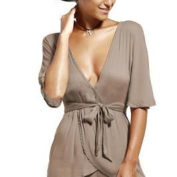 Ladies One Piece Bow Jumpsuits Online