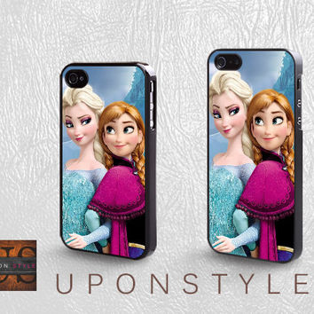 Disney frozen, Phone Cases, iPhone 5 Case, iPhone 5s Case, iPhone 4 Case, iPhone 4s case, Case for iphone, Case No-1022