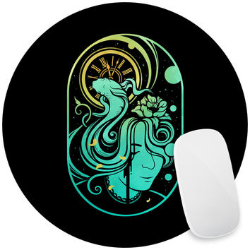 Lost in Time Mouse Pad Decal