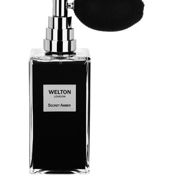 Welton London Secret Amber Eau de Toilette 200ml | Perfume | Liberty.co.uk