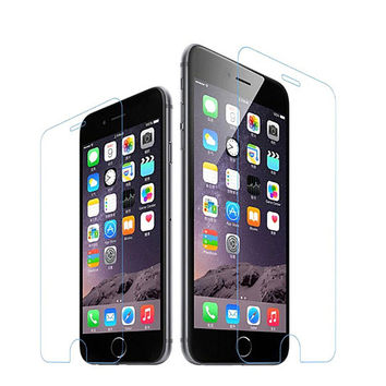iPhone 7 7Plus & iPhone se 5s 6 6 Plus Screen Protector Tempered Glass  +Gift Box