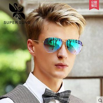 SUPER SUNG 2016 new myopic sunglasses frog mirror polarized  eyeware glasses frame sunglasses 899