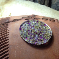Flower of Life Pocket Orgonite, spiritual gifts