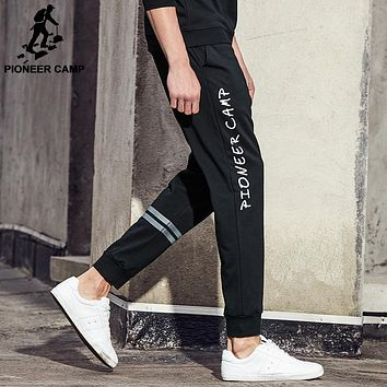New Spring sweatpants men clothing fashion male causal pants top quality joggers men trousers