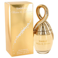 Bebe Wishes & Dreams Perfume by Bebe 3.4 oz Eau De Parfum Spray