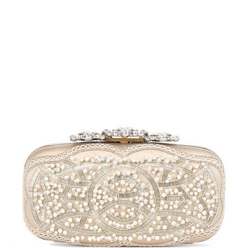 Crown Goa Clutch by Oscar de la Renta - Moda Operandi
