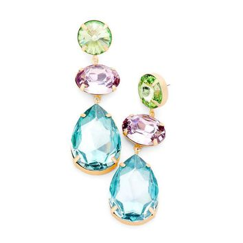 Juliette Earring Blue