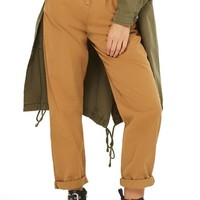 Topshop Belted Chino Pants | Nordstrom