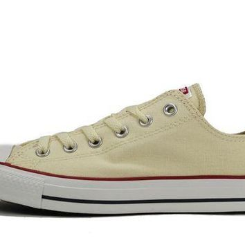 LMFUG7 Converse Unisex All Star Ox Natural White Sneaker