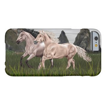 Buckskin and Palomino Horse Barely There iPhone 6 Case