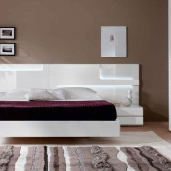 Composition 506 Platform Bed by ESF Furniture - Opulentitems.com