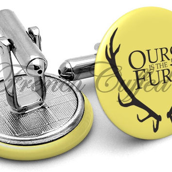 Game Thrones Ours Fury Cufflinks