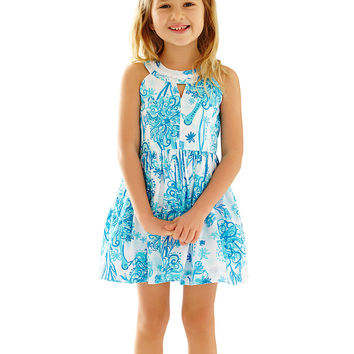 Lilly Pulitzer Girls Claude Fit & Flare Dress