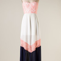 Darling Audrey Maxi Dress