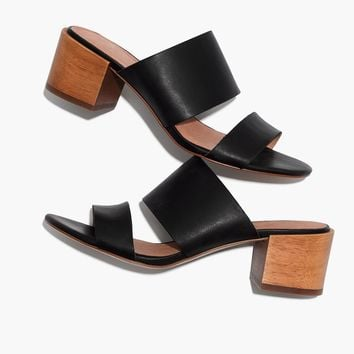 The Kiera Mule Sandal