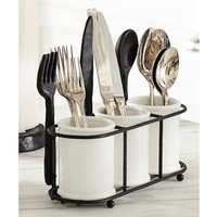 Cucina Flatware Caddy