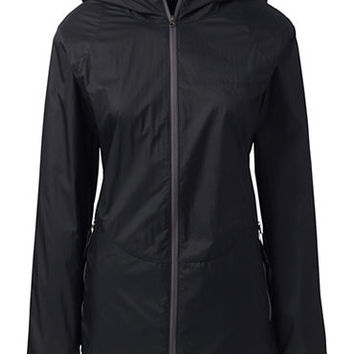 Women's Packable Nylon Jacket