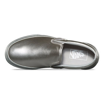 Metallic Sidewall Slip-On | Shop At Vans