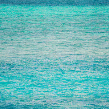 The Coral Sea - Photographic Print - Australia, Bohemian, beach, aqua, sea, boho, beachy, travel, tropical, Wall, Decor,