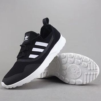 Trendsetter Adidas Zx Flux Adv Virtuem W Women Men Fashion Casual Sneakers Sport Shoes