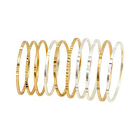 H&M 10-pack Rings $4.95