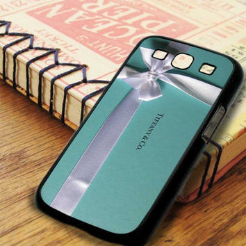 Tiffany Blue Mint Box Samsung Galaxy S3 Case