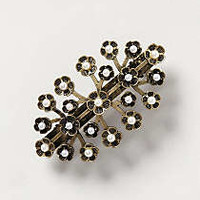 Pearly Anemone Barrette
