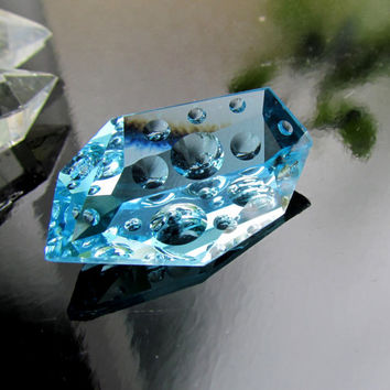 Blue Topaz Collector Piece Loose OOAK Gemstone for Fine Gemstone Jewelry November Birthstone