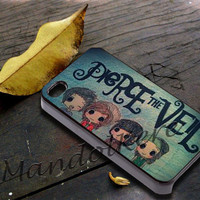 Pierce The Veil Cover - iPhone 4 4S iPhone 5 5S 5C and Samsung Galaxy S3 S4 Case