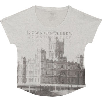 Downton Abbey  Abbey Castle Girls Jr White Rockabilia