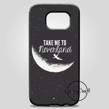 Peter Pan Take To Me Neverland Samsung Galaxy Note 8 Case | casescraft