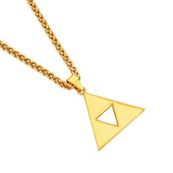 New Arrival Jewelry Shiny Stylish Gift Alloy Hollow Out Necklace [10819553219]