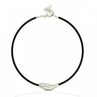 Bling Jewelry Rubber Fish Cord