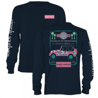 Simply Southern Prep Retreat Long Sleeve T Shirt