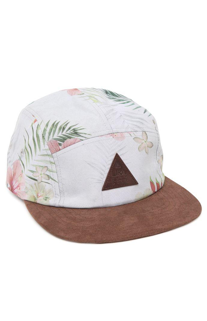 a41a6093d27 Lira Floral Camper 5 Panel Hat - Mens from PacSun