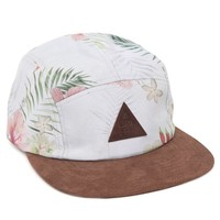 Lira Floral Camper 5 Panel Hat - Mens Backpack
