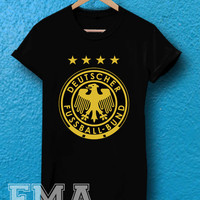 new germany national team gold,T shirt for women and men