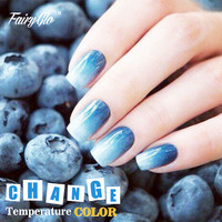FairyGlo 8ml Mood UV Gel Nail Polish Soak off Gel Polish 1pcs Vernis Semi Permanent Color Changing Gel Lak 100 Gel Color