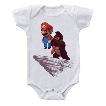 Gaming King Baby Onesuit
