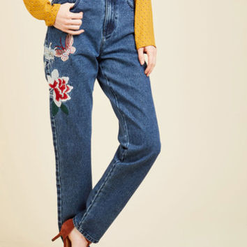 For Flutter or for Worse Jeans | Mod Retro Vintage Pants | ModCloth.com