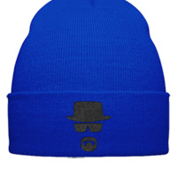 walter Bucket Hat - Beanie Cuffed Knit Cap