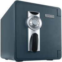 FIRST ALERT 2087F-BD .94 Cu ft Waterproof Fire Safe with Combination Lock & Ready-Seal Bolt Down