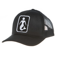 FIN Made - Mermaid Snapback | Black