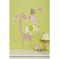 Carter's Jungle Jill Wall Decal