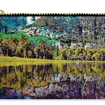 Yosemite National Park Poster 2 - Carry-All Pouch