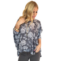 Garden State Floral Top