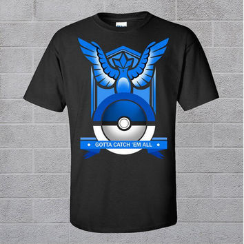 Pokemon Animal Print Short Sleeve T-Shirt