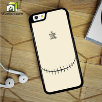 The Nightmare Before Christmas Smiley iPhone 6 Plus Case by Avallen