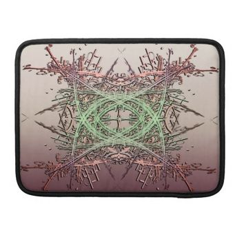 Abstract Design 1 Sleeves For MacBooks